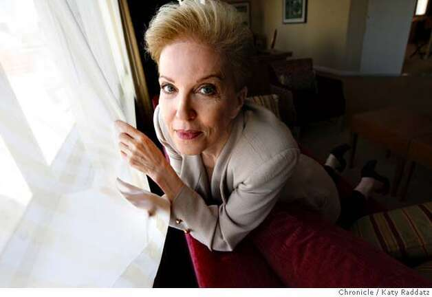 Jeanne Phillips, AKA Dear Abby, has been writing the advice column called Dear Abby since her mother, Pauline Phillips, stepped down in 2002. Jeanne is in San Francisco, Calif. on Wednesday, April 9, 2008.  Photo by Katy Raddatz / San Francisco Chronicle Photo: KATY RADDATZ