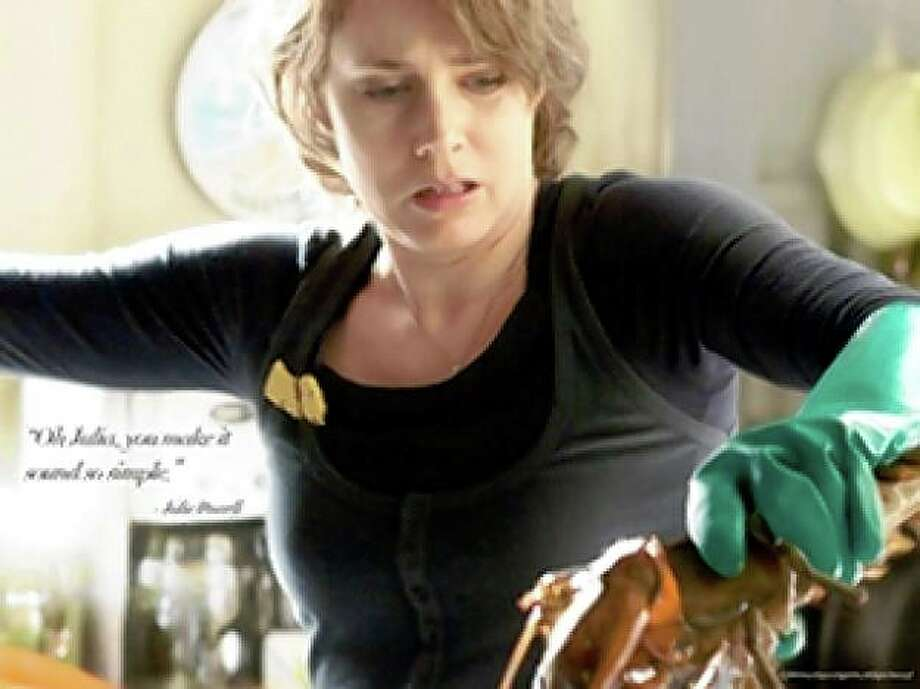 """Amy Adams in """"Julie & Julia."""" Photo: Columbia Pictures 2009"""