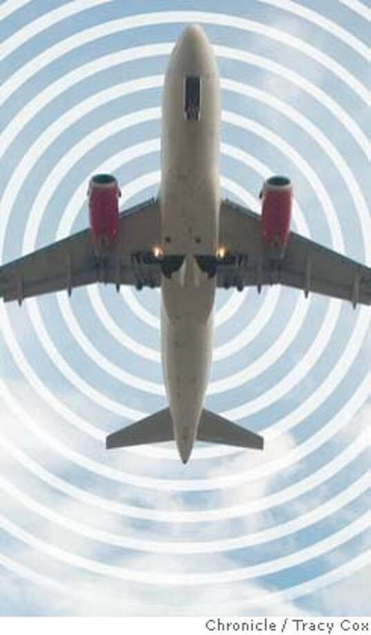 In-flight Wi-Fi  poised for  take off