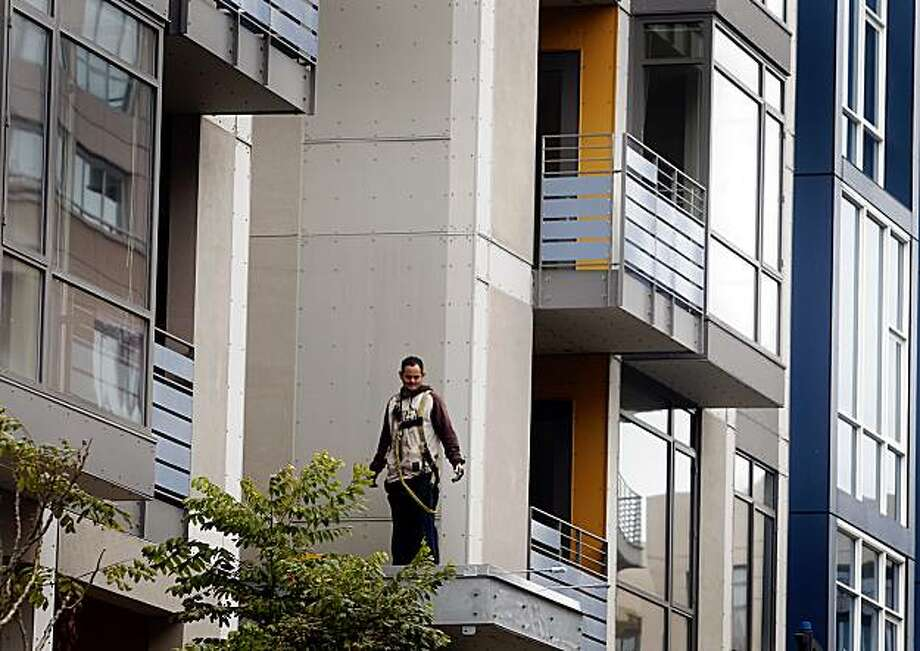 8. San Francisco:Renting is 68 percent of the cost of owning, above the historical level of 43 percent and the tipping point of 45 percent. Photo: Paul Chinn, The Chronicle