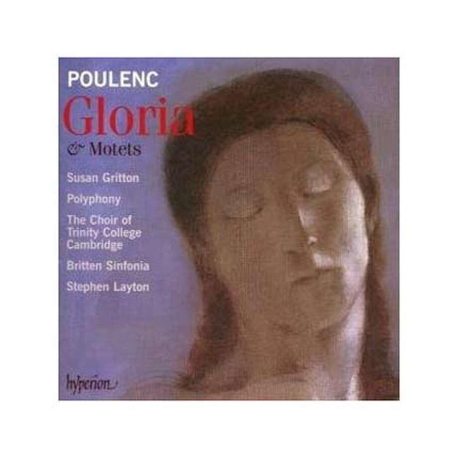 "Poulenc: ""Gloria"""