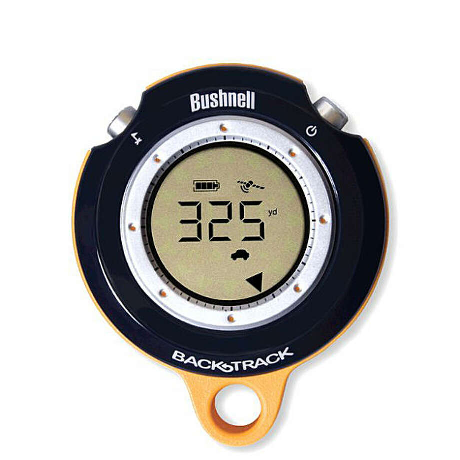 Bushnell BackTrack GPS device. Photo: NA, Bushnell BackTrack
