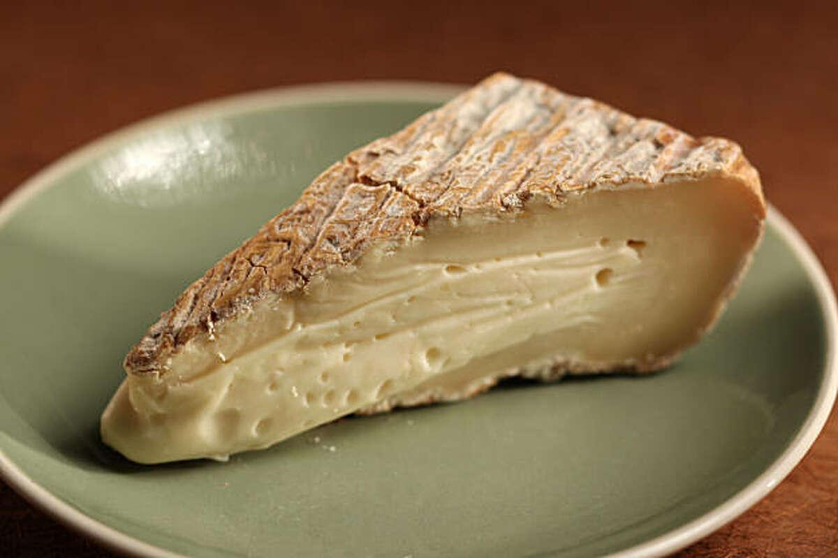 Quadrello di Bufala cheese in San Francisco, Calif., on August 19, 2009.