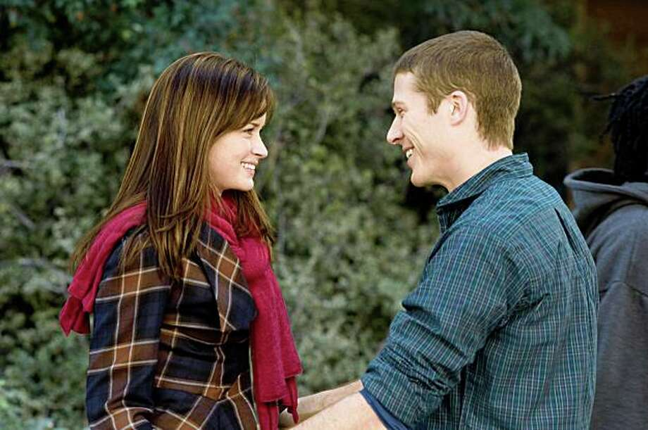 "Alexis BBledel and Zach Gilford in ""Post Grad."" Photo: Suzanne Tenner, Fox Searchlight 2009"