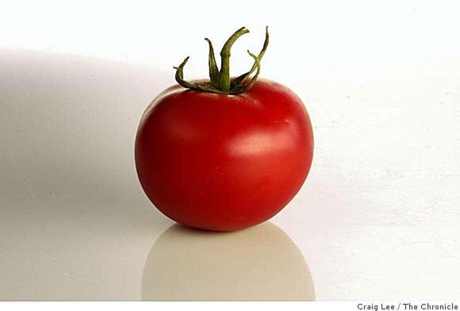 Tomato. Photo: Craig Lee, The Chronicle