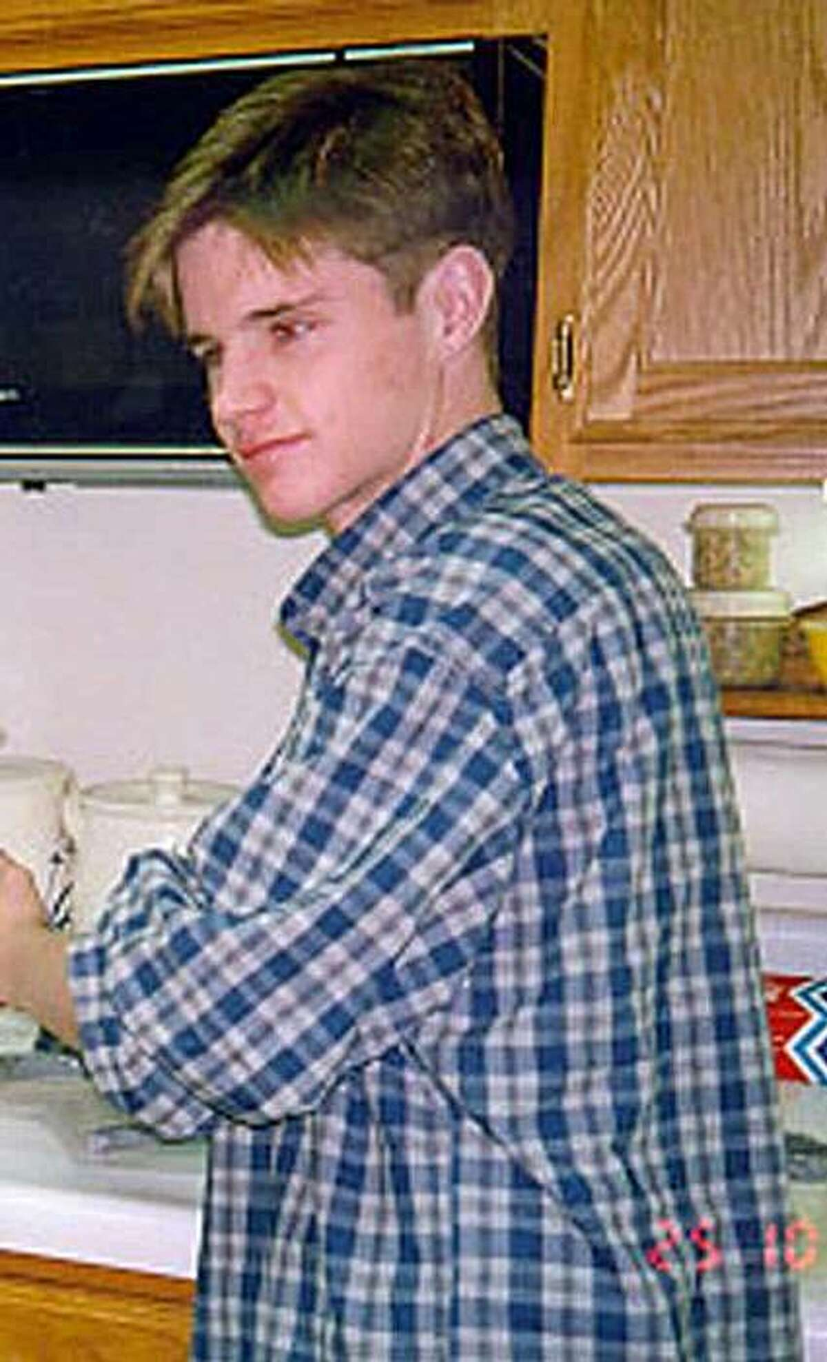 FILE--An undated photo of University of Wyoming student Matthew Shepard, 22, who was beaten, burned and tied to a wooden ranch fence near Laramie, Wyo., Wednesday, Oct. 7, 1998. His parents say that they don't want his death used by activists to further any political agenda. (AP Photo/ho) ALSO RAN: 10/25/1999