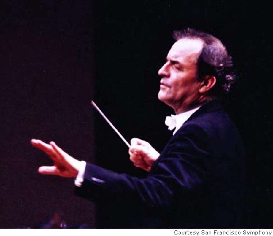 ###Live Caption:Conductor Charles Dutoit###Caption History:Conductor Charles Dutoit###Notes:###Special Instructions: Photo: Courtesy San Francisco Symphony