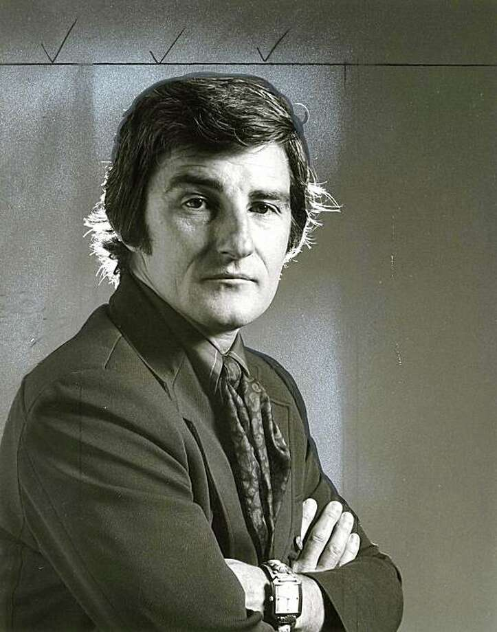 Michael Smuin in 1976: S.F. Ballet director Photo: The Chronicle, File