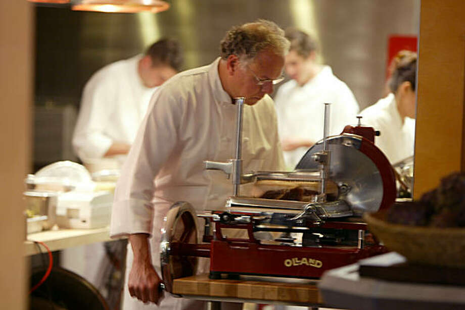 Executive chef Christopher Lee left his longtime job at Chez Panisse to open Eccolo. Photo: Kurt Rogers, The Chronicle