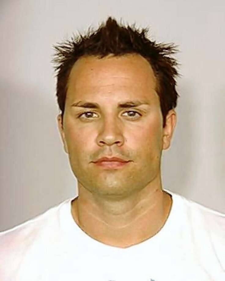 This undated photo released by the Buena Park Police Department shows Ryan Alexander Jenkins, of Calgary, Alberta, Canada. Jenkins was fulfilling his dream of becoming a star, with a small fortune stowed away, a marriage - albeit brief - to a former model, and two gigs in reality TV. But his image was splashed on Web sites and TV news shows around the world Wednesday, Aug. 19, 2009 for another reason: He is wanted for questioning in the death of his former wife, whose nude body was found in a suitcase in a trash bin in Orange County over the weekend. (AP Photo/Buena Park Police Department) Photo: AP