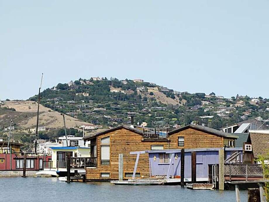 Waldo Point Harbor. Photo: Stephanie Wright Hession