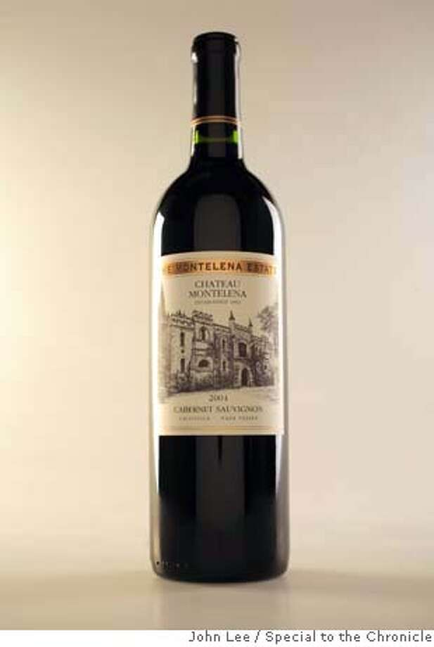 AVA04_01_JOHNLEE.JPG  Chateau Montelena Cabernet Sauvignon.  BY JOHN LEE / SPECIAL TO THE CHRONICLE  Ran on: 04-07-2008  A battle between two Calistoga brands has prompted sweeping proposals for the industry. Photo: John Lee