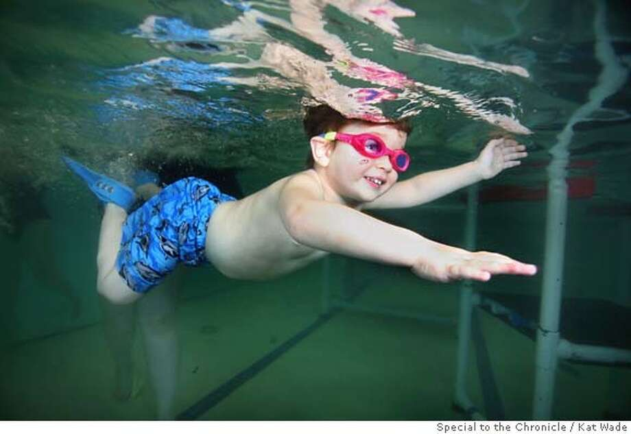 ###Live Caption:Smiling as he goes, Sean Feger, 30mos., swims to his mother Christina Feger's waiting arms in the infants swimming class taught by Catrina Patane at La Petite Baleen in San Bruno, Calif. on Friday, March 21, 2008.  Photo by Kat Wade / Special to the Chronicle###Caption History:Smiling as he goes, Sean Feger, 30mos., swims to his mother Christina Feger's waiting arms in the infants swimming class taught by Catrina Patane at La Petite Baleen in San Bruno, Calif. on Friday, March 21, 2008.  Photo by Kat Wade / Special to the Chronicle###Notes:Christina Feger, of South San Francisco with son, Sean Feger, 30mos., (CQ subjects)###Special Instructions:Mandatory Credit for photographer and S.F. CHRONICLE/No Sales - Mags Out Photo: Kat Wade