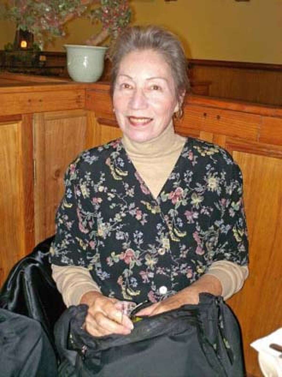 ###Live Caption:obit photo of Judy Frankel, singer and collector of ancient Jewish songs.###Caption History:obit photo of Judy Frankel, singer and collector of ancient Jewish songs.###Notes:###Special Instructions: