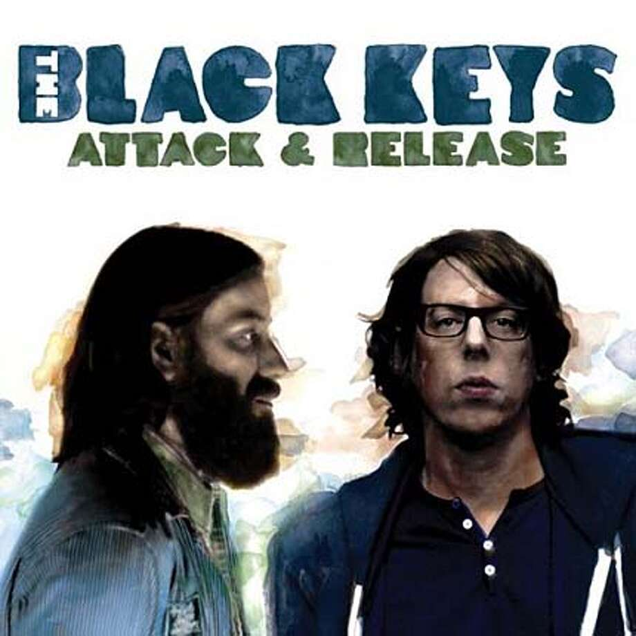 "###Live Caption:cd cover for the Black Keys' ""Attack & Release""###Caption History:cd cover for the Black Keys' ""Attack & Release""###Notes:###Special Instructions: Photo: Nonesuch Records"