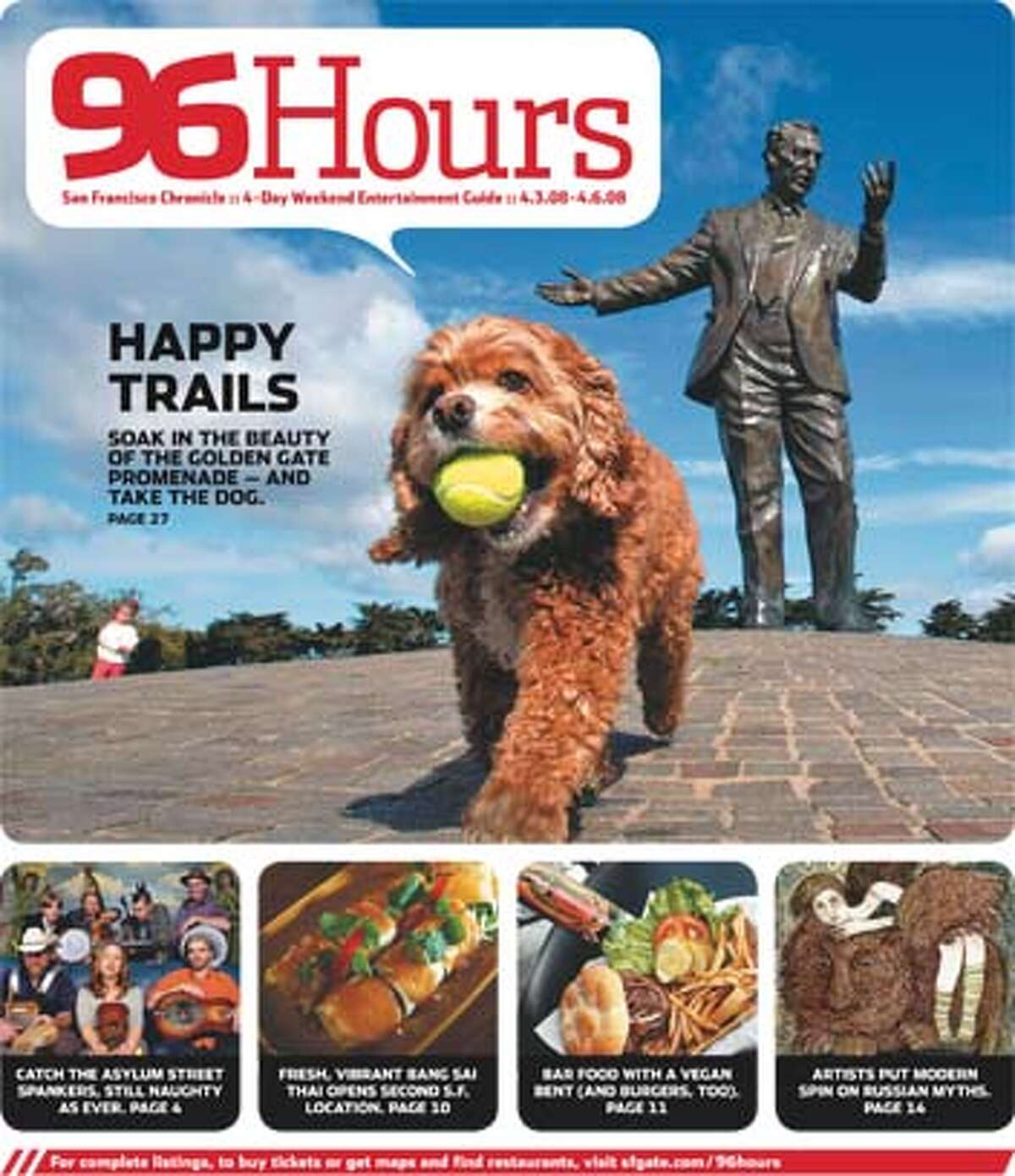 96 Hours cover: Happy Trails