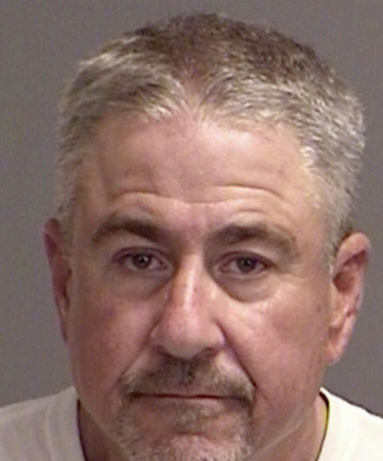 Guadalupe County Judge Michael Thomas Wiggins, 58, was charged with possession of marijuana less than 2 ounces and released from the Brazos County Jail on $3,000 bail, according to county records and College Station Police Department spokeswoman Officer Rhonda Seaton. Photo: Courtesy Photo