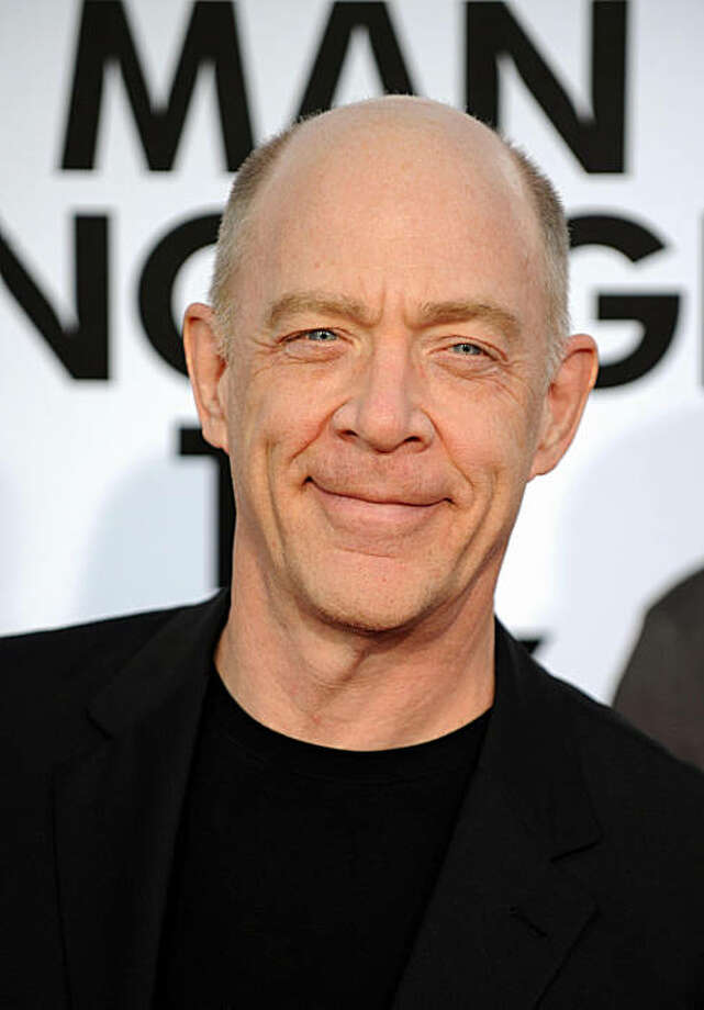 "Actor J.K. Simmons arrives at the premiere of ""I Love You, Man"" held at Mann's Village Theater on March 17, 2009 in Westwood, California. AFP PHOTO / GABRIEL BOUYS (Photo credit should read GABRIEL BOUYS/AFP/Getty Images) Photo: Gabriel Bouys, AFP/Getty Images"