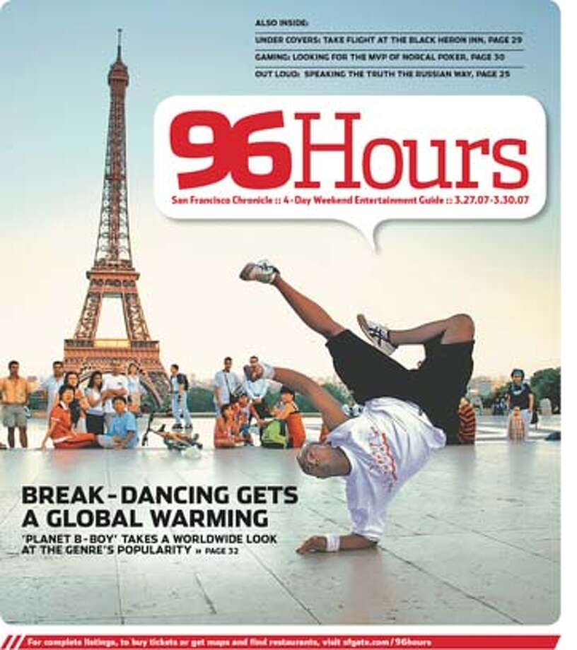 96 Hours cover