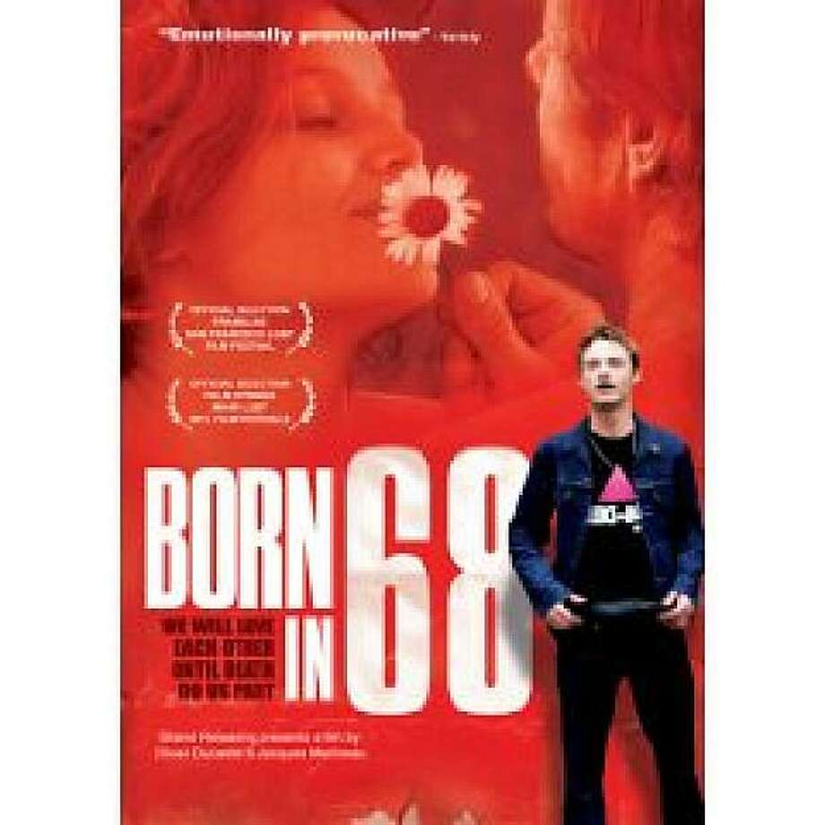 dvd cover BORN IN '68 Photo: Amazon.com