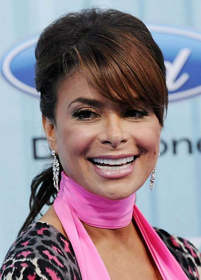 "FILE - In this March 5, 2009 file photo, ""American Idol"" judge Paula Abdul arrives at the American Idol Top 13 Party in Los Angeles. Fox said Tuesday Aug. 4, 2009, Abdul has decided against returning to ""American Idol"" as a judge.  (AP Photo/Chris Pizzello, file) Photo: Chris Pizzello, AP"