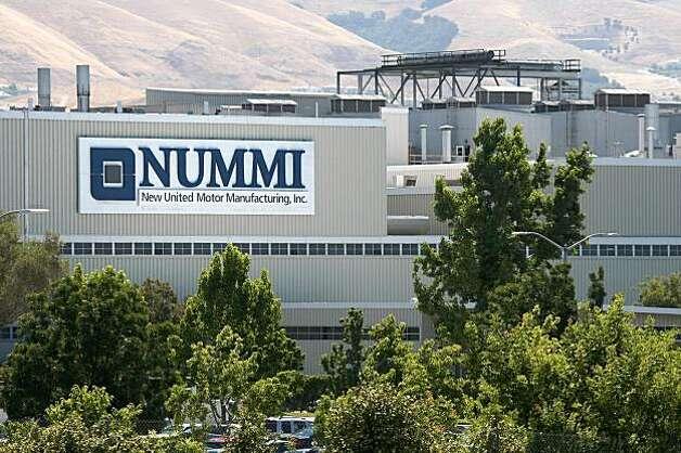 Toyota Closing Fremont Nummi Plant Sfgate