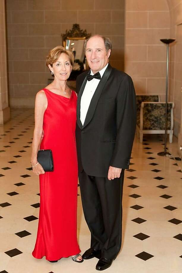 Marcia and John Goldman are known for their generosity. They're the philanthropists who covered the city's $105,000 cost for the famous Batkid. The couple are Bay Area natives who were raised with a strong commitment to volunteerism and charitable giving. In 1997, they established the John & Marcia Goldman Foundation, focusing on grants in the areas of youth, health, and the arts. Photo: Drew Altizer Drew Altizer, Special To The Chronicle