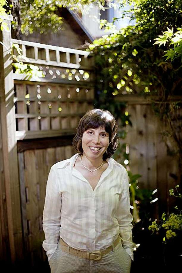 "Developmental psychologist Alison Gopnik and author of upcoming August release ""The Philosophical Baby: What Childrens Minds Tell Us About Truth, Love, and the Meaning of Life"", poses for a portrait at her home in Berkeley, Calif. Tuesday, July 14, 2009. Photo: Stephen Lam, The Chronicle"