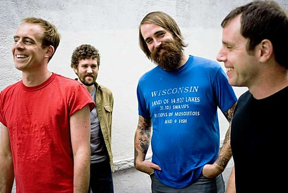 Ted Leo and the Pharmacists will play on Sunday (Aug 23) and Monday (Aug 24) at Bottom of the Hill. Photo: Shawn Brackbill