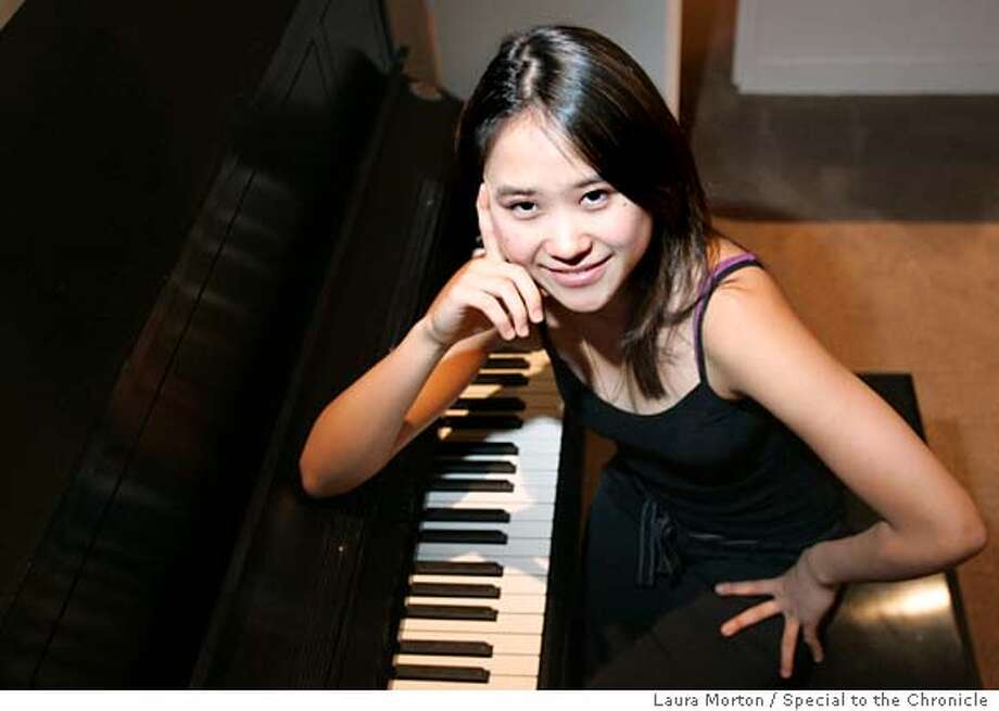 Yuja Wang is a 19-year-old pianist who lives in Philadelphia, PA. **NOTE: info in photo request about age and home was wrong. Also be sure to check age again because by the time of this publication her age could change. Ran on: 04-14-2007  Yuja Wang, 20, on her impressive repertoire: &quo;It keeps me from being bored.&quo;  Ran on: 02-12-2008  Yuja Wang, in her debut at Herbst Theatre, strode commandingly through five major repertoire pieces.  Ran on: 02-12-2008 Ran on: 04-02-2008  Yuja Wang was astonishing playing Mozart and Mendelssohn.  Ran on: 04-02-2008  Nouri al-Maliki Photo: Laura Morton