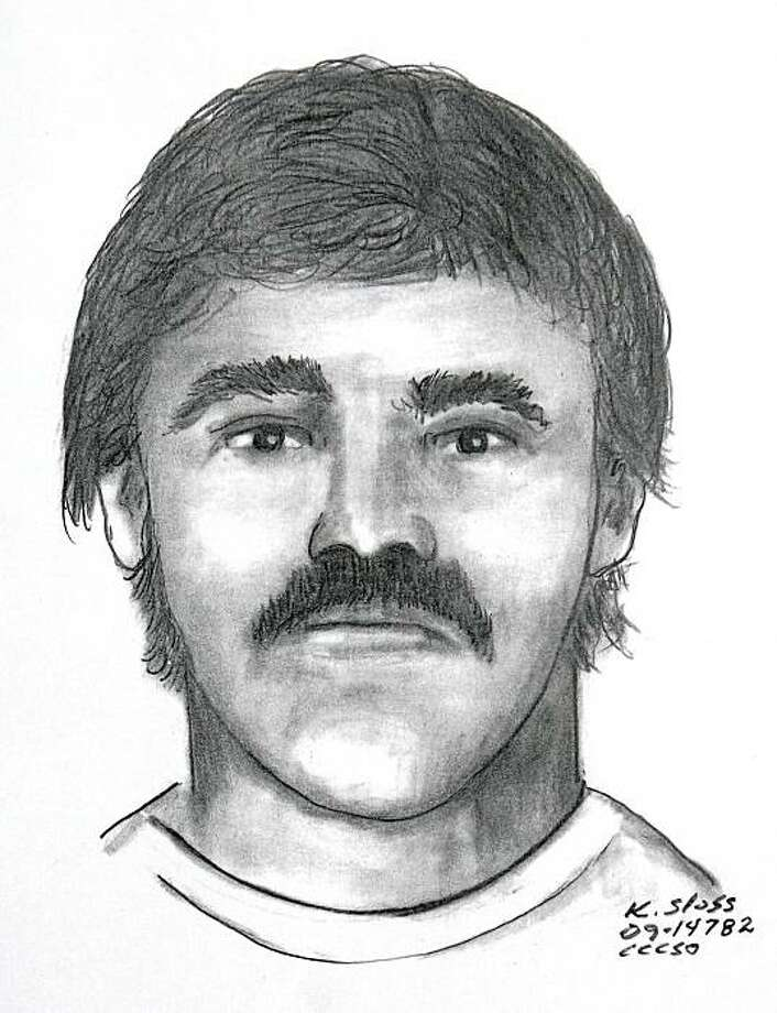 Police sketch of a man who broke into a home on Jennifer Lane in Alamo on Aug. 10, 2009 and choked the woman who lives there until she passed out. Photo: Contra Costa County Sheriff's Dept