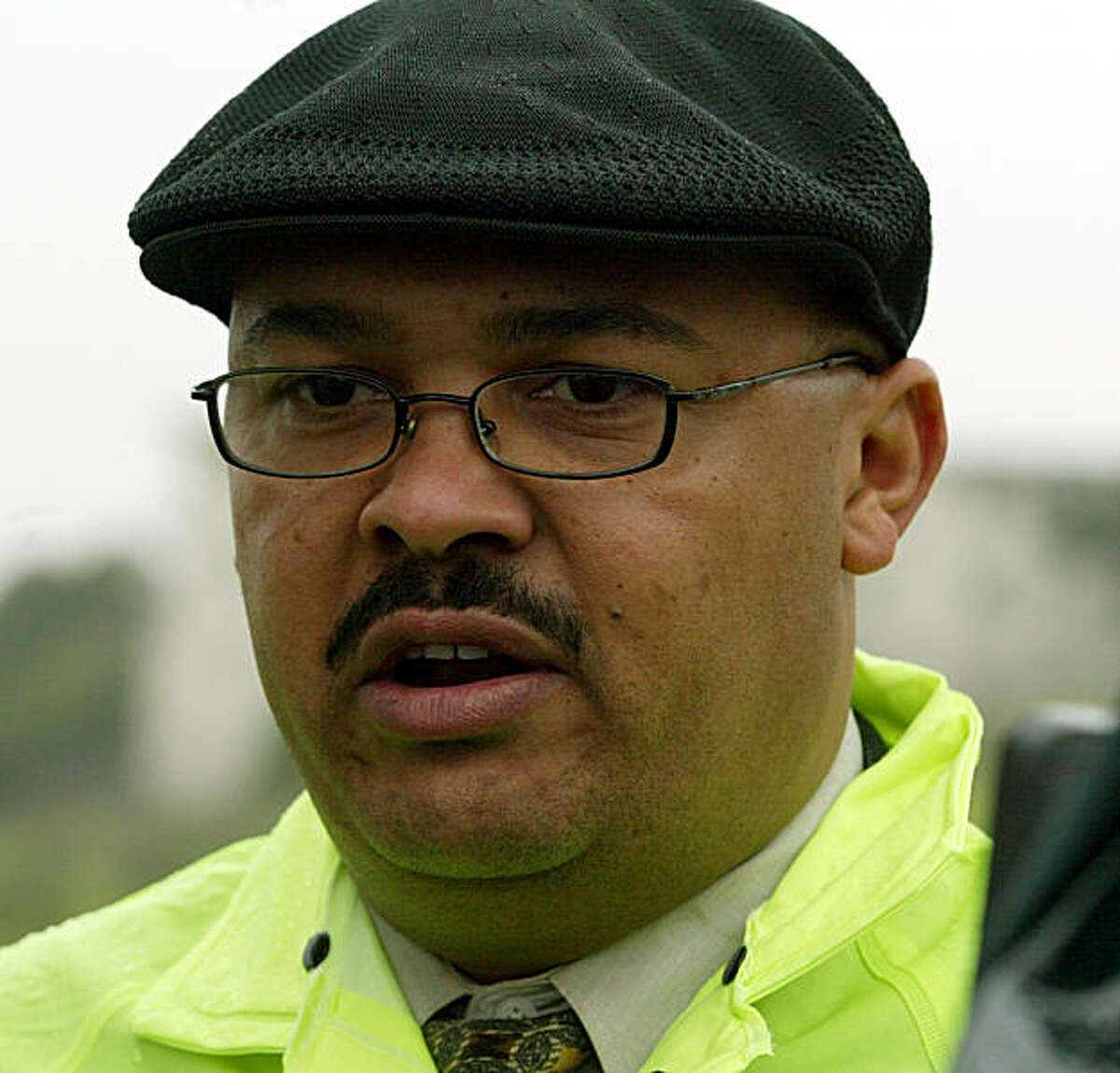 Mohammed Nuru, deputy director of San Francisco's Department of Public Works,