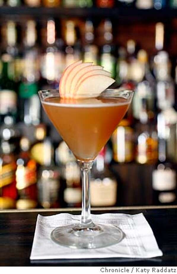 ###Live Caption:The Lizzie's Pippin, a cocktail made with Allspice Dram, a new liquor, served at the Forbidden Island Bar in Alameda, Calif. on Sunday March 23, 2008.  Photo by Katy Raddatz / San Francisco Chronicle###Caption History:The Lizzie's Pippin, a cocktail made with Allspice Dram, a new liquor, served at the Forbidden Island Bar in Alameda, Calif. on Sunday March 23, 2008.  Photo by Katy Raddatz / San Francisco Chronicle###Notes:###Special Instructions:MANDATORY CREDIT FOR PHOTOG AND SAN FRANCISCO CHRONICLE/NO SALES-MAGS OUT Photo: KATY RADDATZ