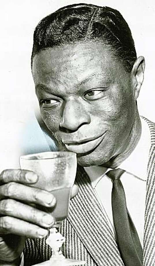 wayback08_march.JPG March 12, 1959- Nat King Cole. Bob Campbell/ Photo: Bob Campbell
