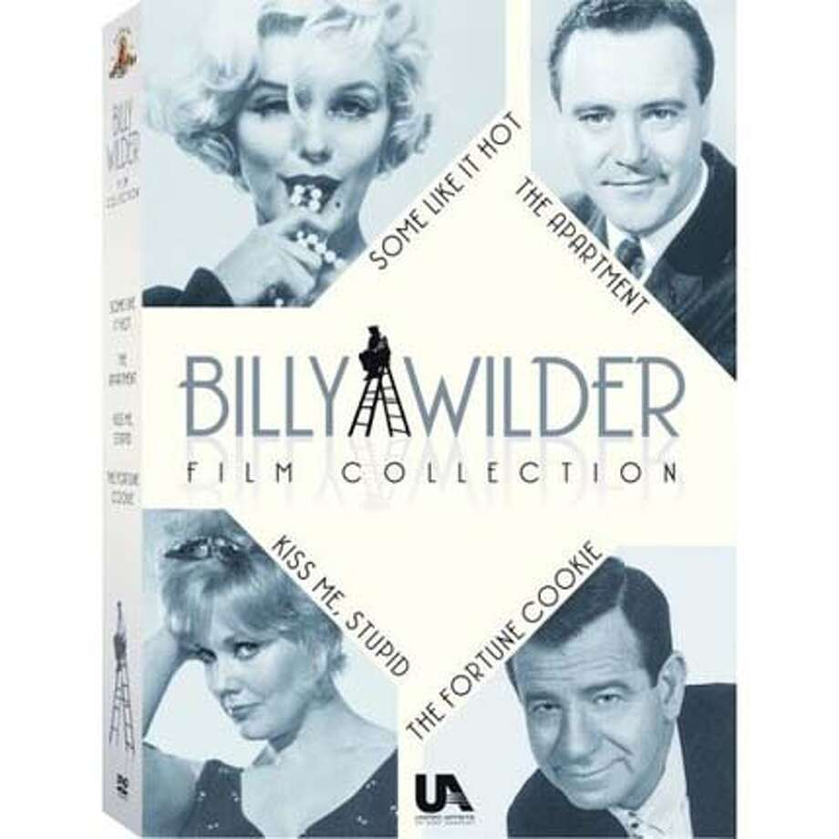 """Billy Wilder Film Collection"""