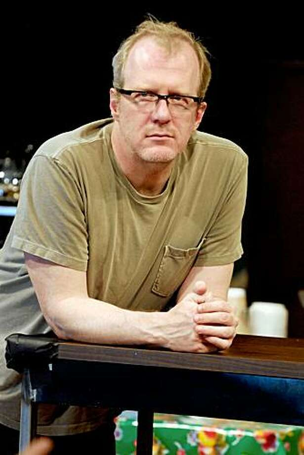 Playwright Tracy Letts Photo: Courtesy  Steppenwolf Theater Co
