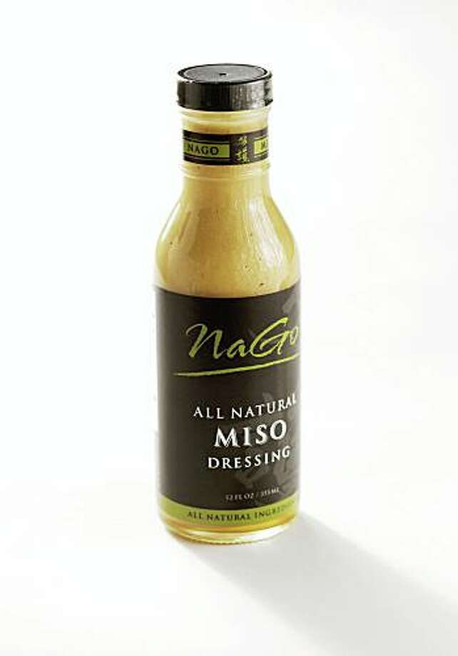 WHATS28_DRESSING_JOHNLEE.JPG Nago Miso Dressing. By JOHN LEE/SPECIAL TO THE CHRONICLE Photo: John Lee, The Chronicle