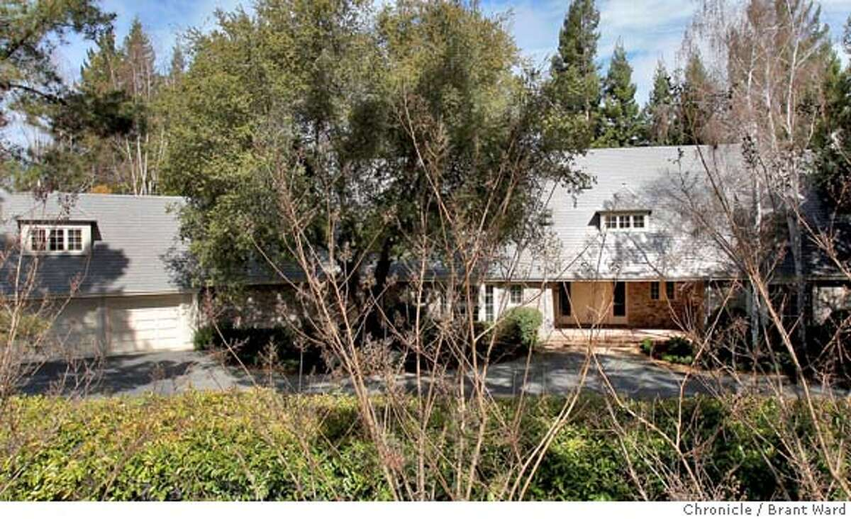 The home on Isabella Avenue in Atherton where Serralta was employed. Vilma Serralta is suing her former employers in Atherton, CA because she says she was overworked and underpaid as a live-in housekeeper. Photo by Brant Ward / San Francisco Chronicle