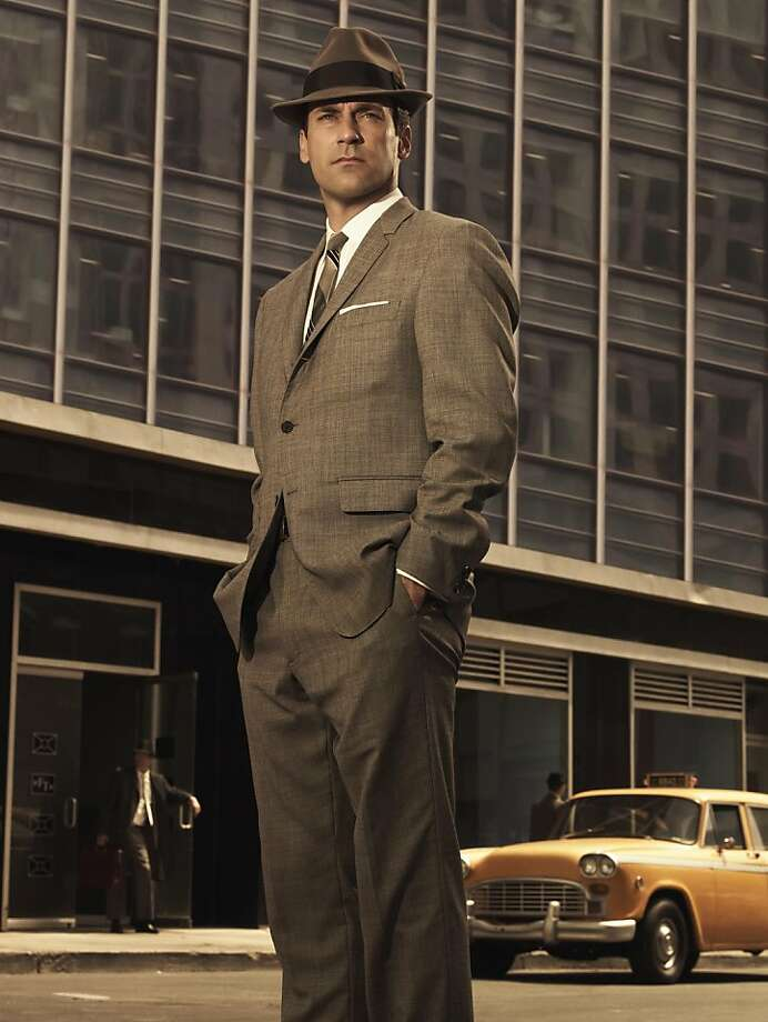 """Mad Men"" main character Don Draper (Jon Hamm). Photo: Frank Ockenfels, AMC"