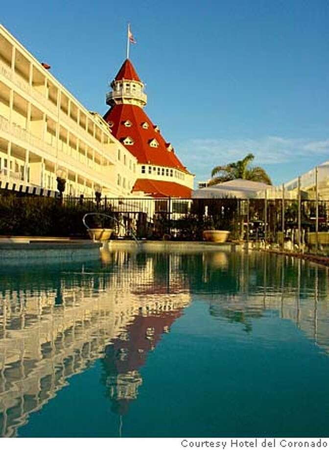 ###Live Caption:The new spa at the Hotel Del Coronado includes a private beach-view terrace with a vanishing-edge pool.###Caption History:The new spa at the Hotel Del Coronado includes a private beach-view terrace with a vanishing-edge pool.###Notes:###Special Instructions:travel hotel del coronado Photo: Hotel Del Coronado