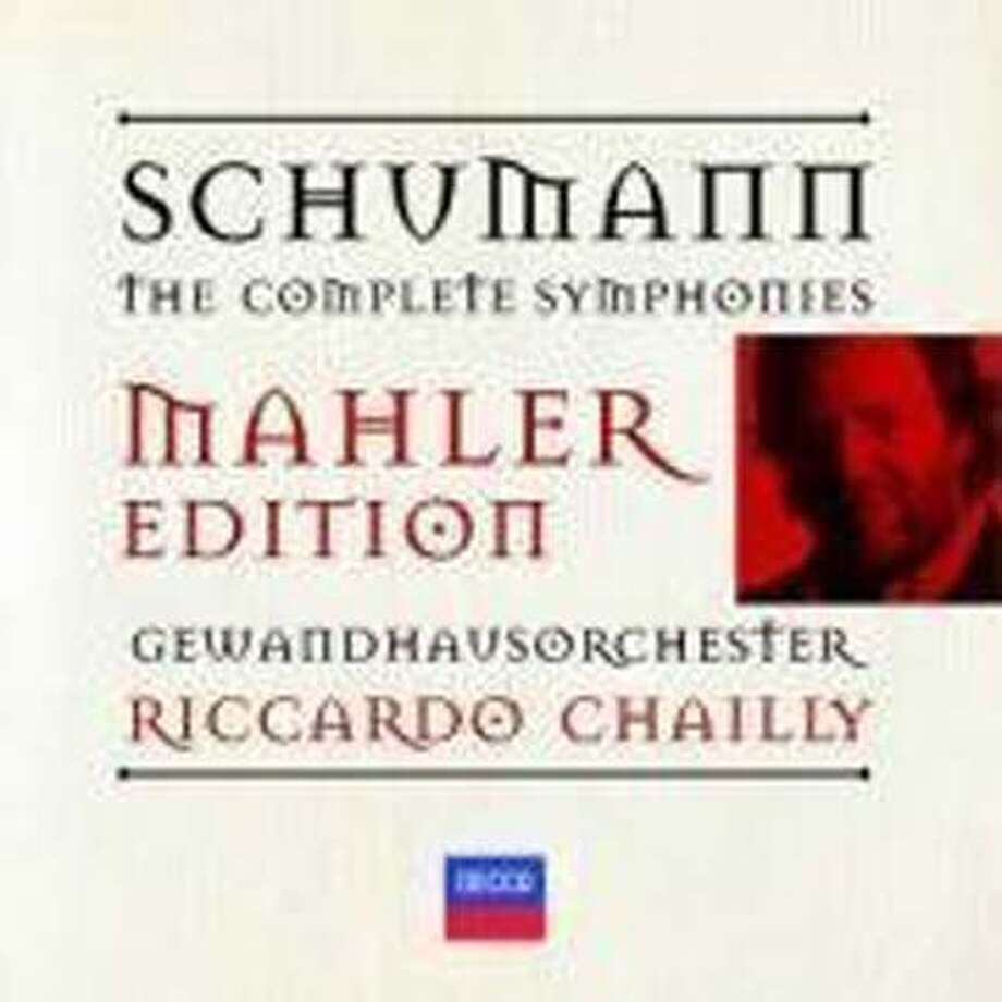 "Schumann: ""The Complete Symphonies"""