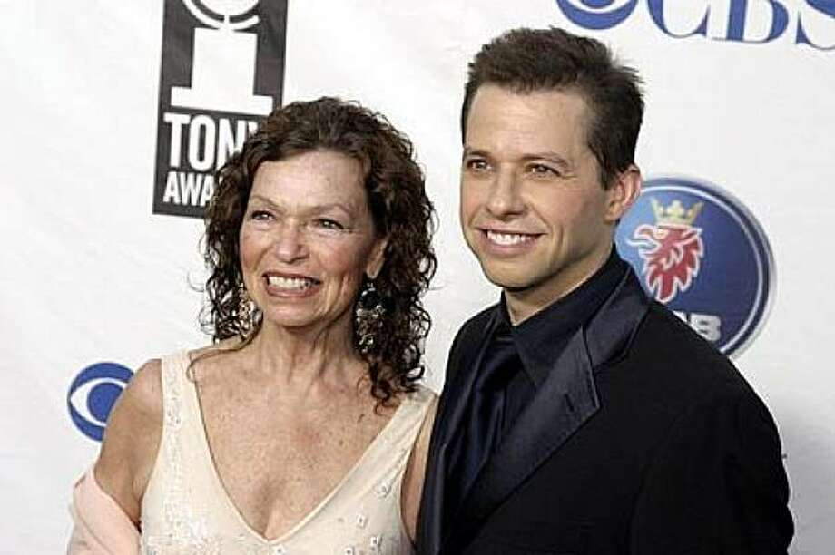 Gretchen Cryer and her son Jon Cryer at the 2005 Tony Awards Photo: Tony Awards, Unknown