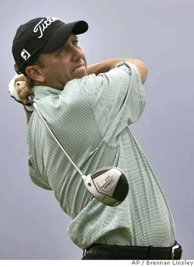 ###Live Caption:Greg Kraft drives on the 9th hole on the day he won the Puerto Rico Open, at the Trump International Golf Club, in Rio Grande, Puerto Rico, Sunday, March 23, 2008. After four rounds of golf, Kraft won with 14 under par. (AP Photo/Brennan Linsley)###Caption History:Greg Kraft drives on the 9th hole on the day he won the Puerto Rico Open, at the Trump International Golf Club, in Rio Grande, Puerto Rico, Sunday, March 23, 2008. After four rounds of golf, Kraft won with 14 under par. (AP Photo/Brennan Linsley)###Notes:Greg Kraft###Special Instructions:EFE OUT Photo: Brennan Linsley