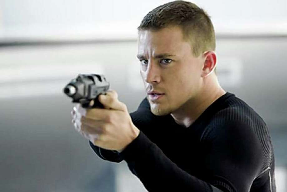 Channing Tatum in G.I. JOE Photo: About.com