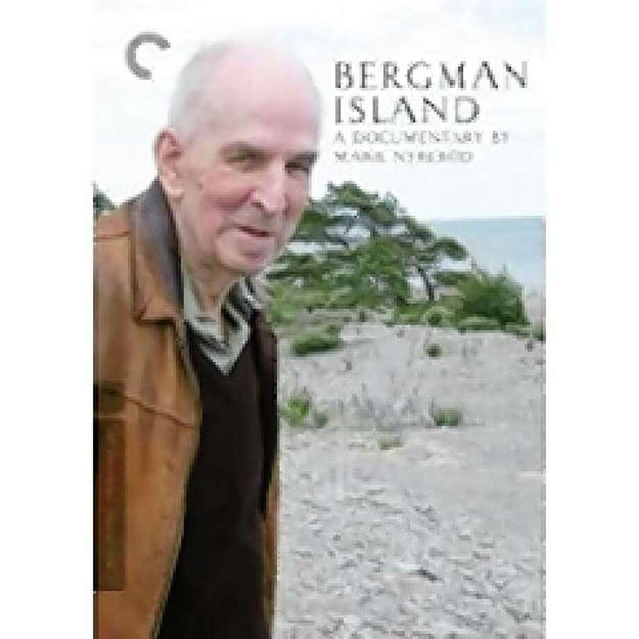dvd cover BERGMAN ISLAND Photo: Amazon.com