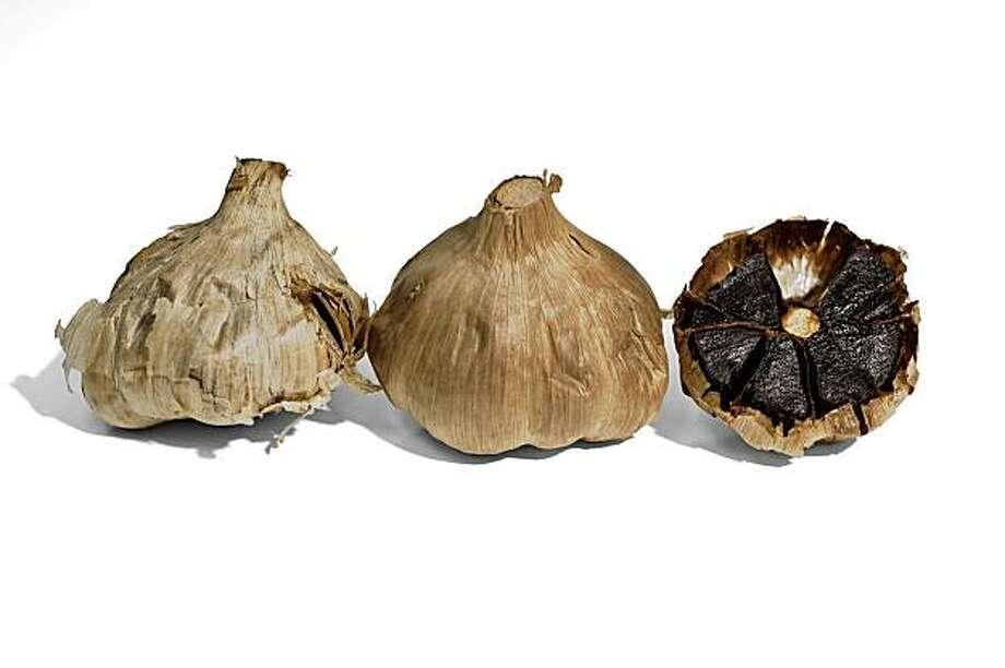Black garlic Photo: Courtesy, Frieda's Specialty Produce