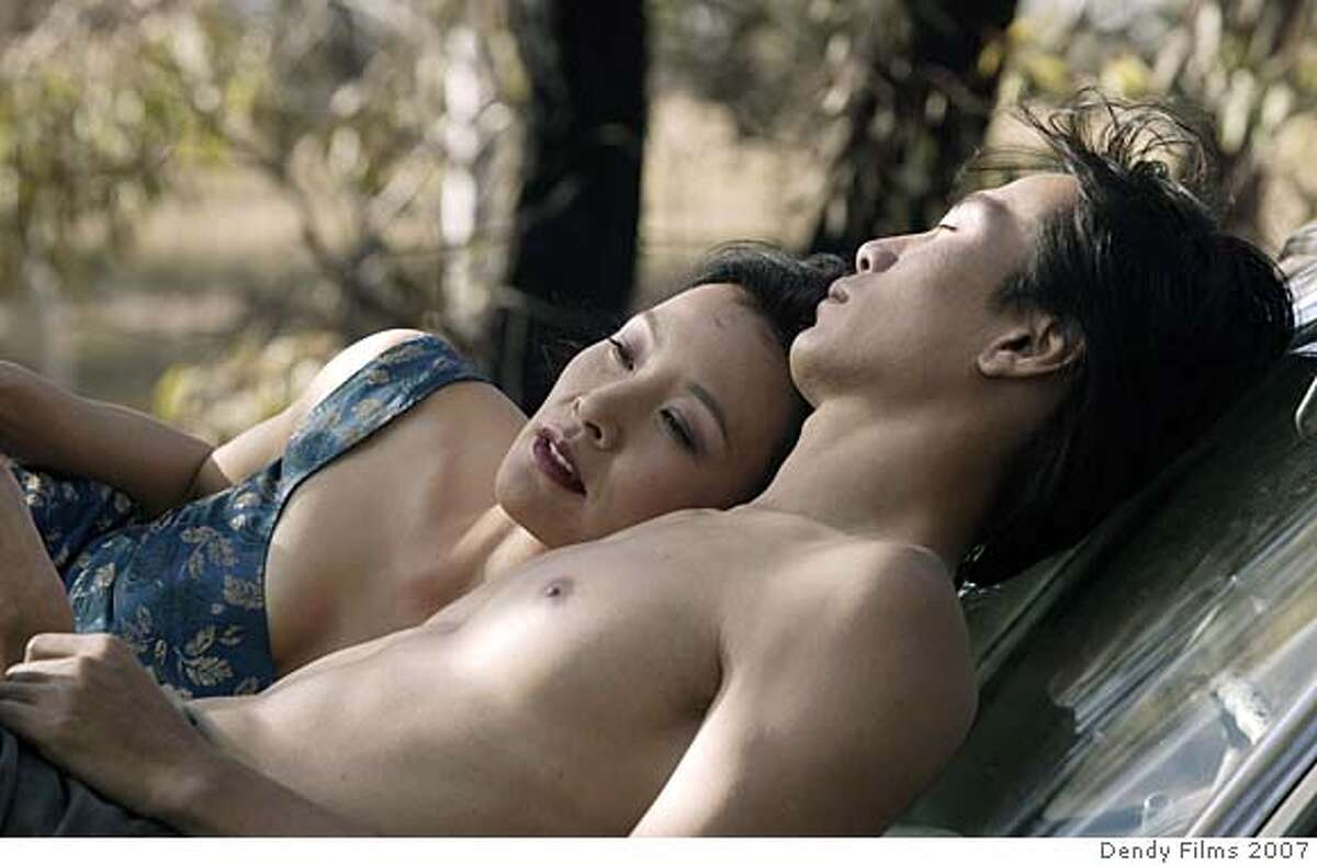 """Joan Chen in """"Home Song Stories,"""" part of the 26th San Francisco International Asian American Film Festival, March 13-23, 2008 Home Song Stories: Joan Chen as Rose Hong & Qi Yuwu as Joe Home Song Stories: Joan Chen as Rose Hong & Qi Yuwu as Joe"""