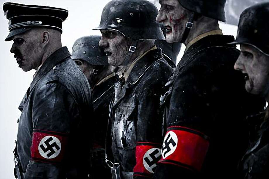 "…rjan Gamst as Colonel Herzog and his troop in ""Dead Snow,"" directed by Tommy Wirkola Photo: Sveinung Svendsen, Euforia Film"