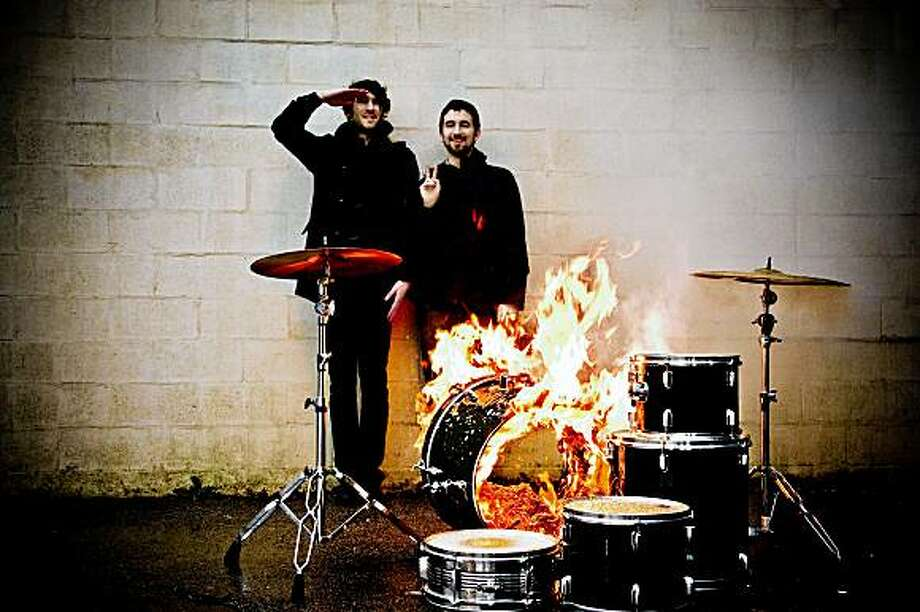 Japandroids Photo: Leigh Righton