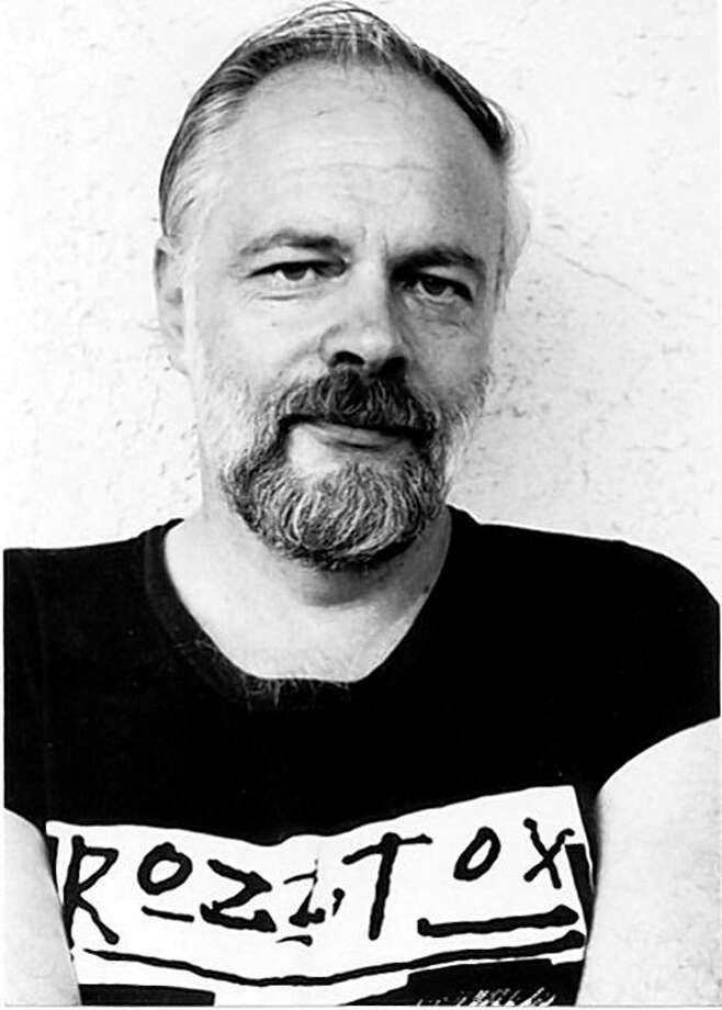1981 photo of sci-fi writer Philip K. Dick who inspired such films as Blade Runner, Minority Report, Total Recall and paycheck. Photo: Nicole Panter